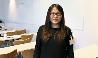 Brukes sang i norske og kinesiske barnehager forskjellig? Det vil Aihua finne ut