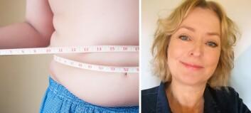 – Det er så mye stigma og vanskelige følelser knyttet til barn og overvekt