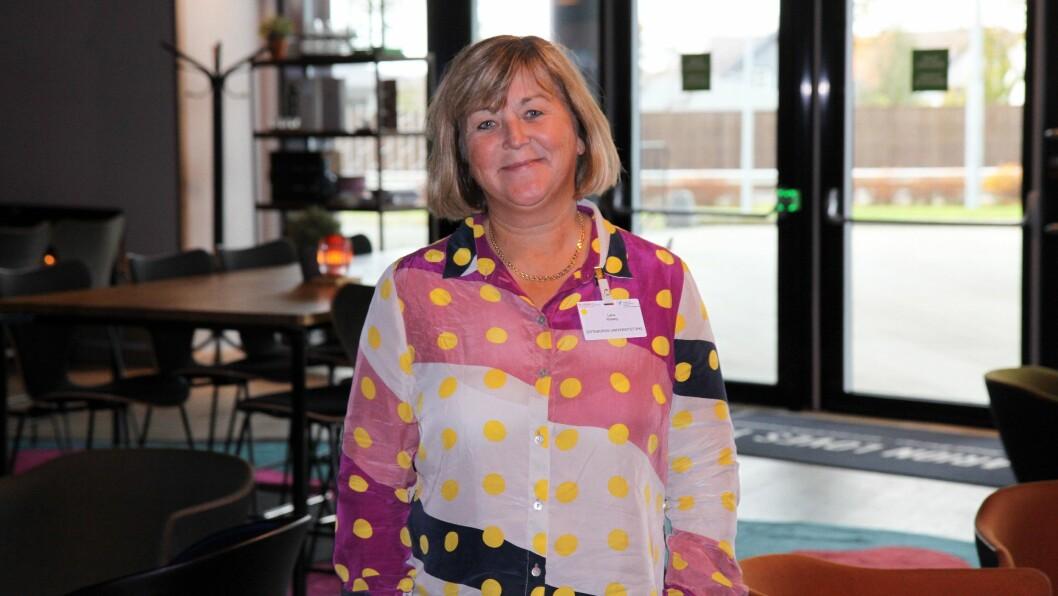 Lena Ryberg har gjennomført en kvalitativ studie av måltidsituasjonen i en svensk barnehage.