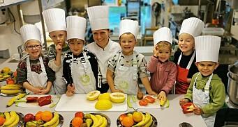 Barnehage vant matgledepris: – Tusen takk til alle barna!