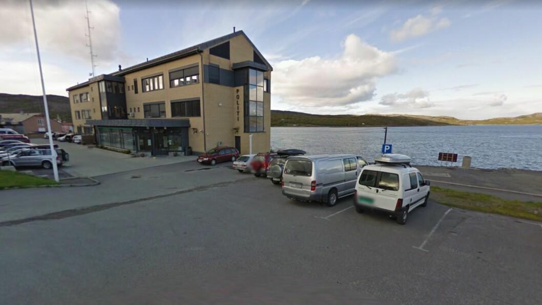 Finnmark politidistrikt etterforsker saken.