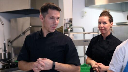 Rickard Lundberg er måltidsansvarlig i AcadeMedia.