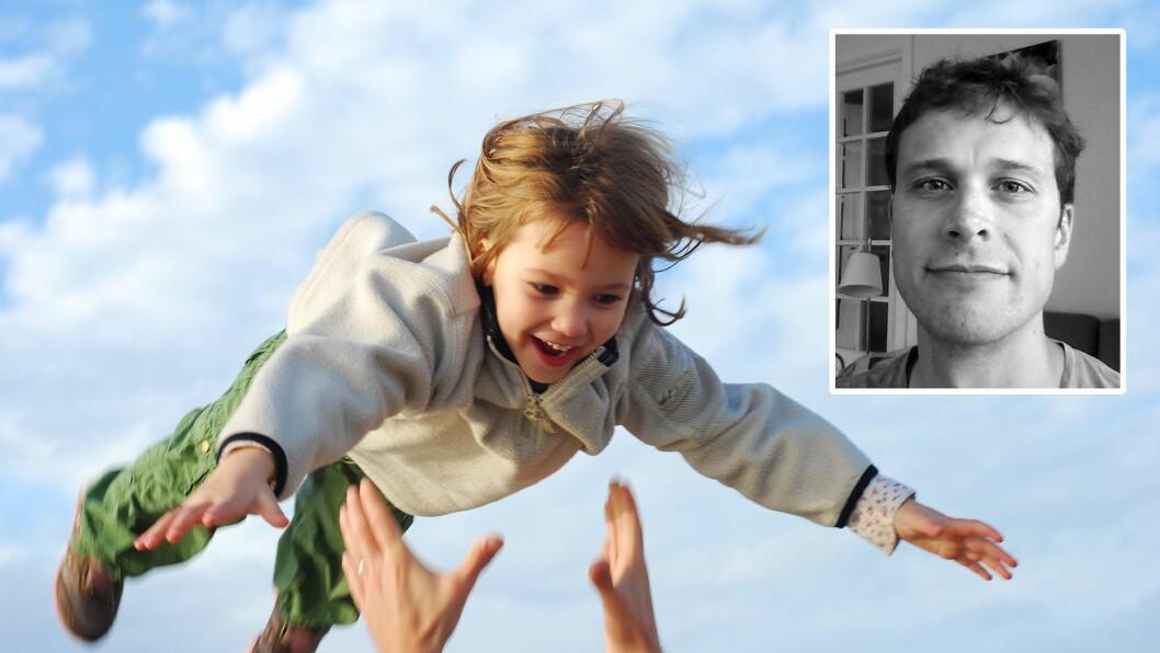 - Barndommen før 1990-tallet var fundamentalt annerledes enn den er i dag, skriver barnehageassistent Gøran Hoff Mikkelsen.