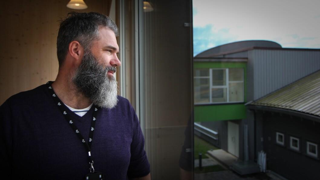 Ole Morten Glastad  Mouridsen er pedagog og foredragsholder i Stine Sofie Stiftelse.