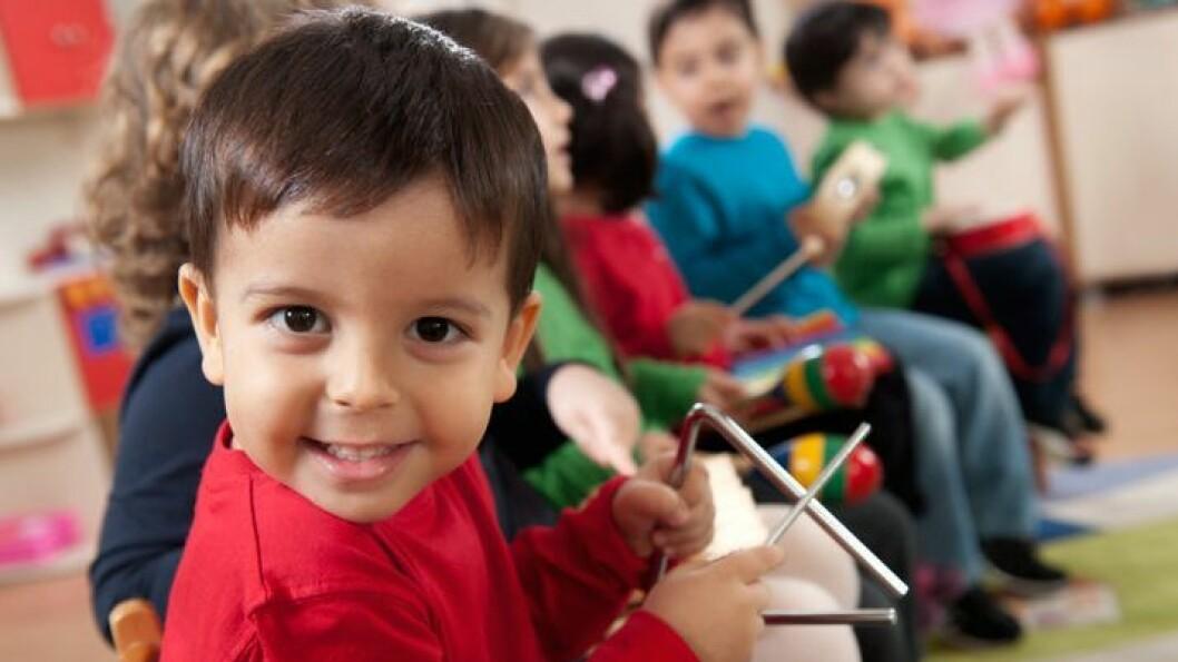 Barnas Musikkteater har mottatt 200 000 kroner i FOU-midler til forskningsprosjektet «Livsmestring i barnehagen».