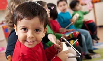 Barnas Musikkteater får 200.000 kroner til forskningsprosjekt om musikk og livsmestring