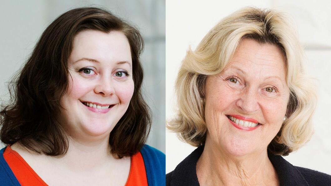 Pernille Hansen og Hanne Gram Simonsen tar et oppgjør med forslaget om å flytte ressurser fra Statped.