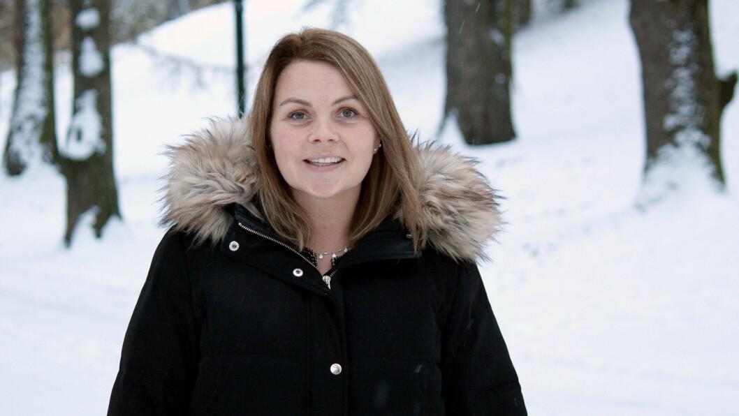 I fem år har Marie Skinstad-Jansen vært leder for Foreldreutvalget for barnehager. Ved nyttår takker hun av.