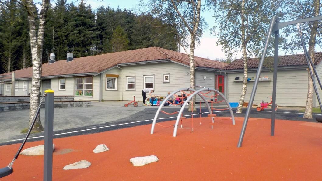 Maurtuå barnehage er en av Bryne-barnehagene flertallet i Time-politikken vurderer når de trolig går inn for å legge ned en av de kommunale barnehagene, skriver Jærbladet.