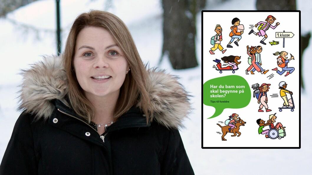 Avtroppende leder i FUB, Marie Skinstad-Jansen, ble takket av i Kunnskapsdepartementet på tampen av forrige uke.
