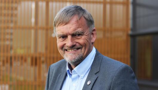 Daglig lederHarald Berge Breistein i NLM-barnehagene.