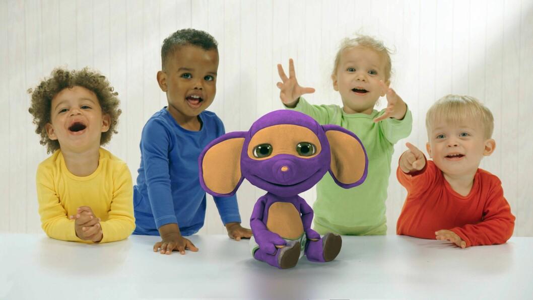 Minibarna er tilpasset ettåringer og i serien møter de både barn på egen alder, og ikke minst Fantorangens småsøsken, Fantus.