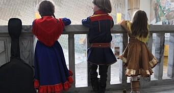 Reagerer på kuttforslag til samisk barnehage