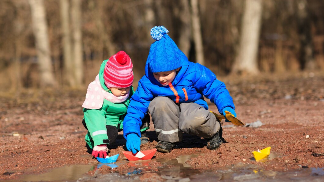 «Barnehagen skal være et sted der trivsel, trygghet, omsorg og vennskap har hovedrollene, i et miljø som innbyr til nysgjerrighet og undring gjennom leken,» skriver Royne K. Berget.