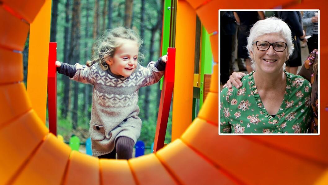 Professor Marit Alvestad ved Institutt for barnehagelærerutdanning ved Universitetet i Stavanger ledet studien.