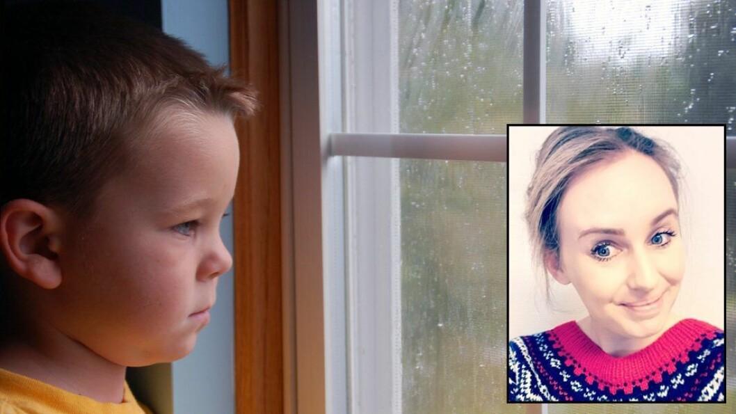 Det er viktig å oppdage de sårbare barna og ha nok fokus på hvordan de faktisk har det i barnehagen og på skolen, skriver Erle Sellevåg.