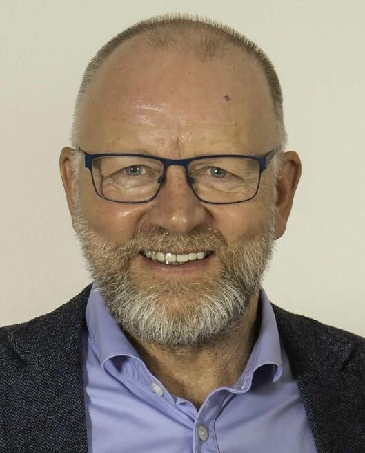 SVARER: Oppvekstsjef Tollef Stensrud i Porsgrunn kommune.