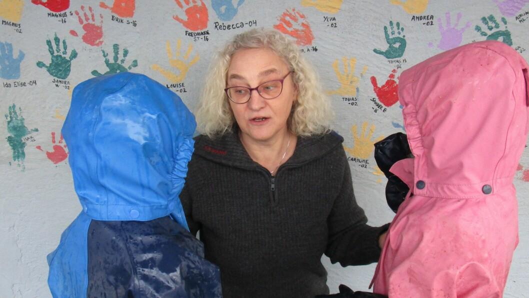 Karin Grøndahl Andersen er styrer i Frydendal barnehage.
