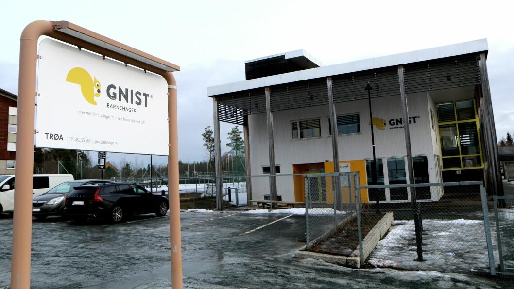 1. mars må Gnist Trøa stenge dørene. I morgen inviterer foreldre og ansatte til støttemarkering for barnehagen.