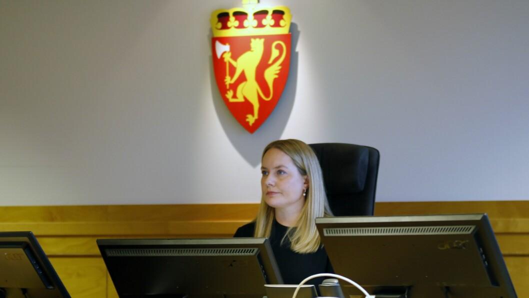 Magnhild Børsting Røe var rettens administrator da saken ble behandlet i Sør-Trøndelag tingrett tidligere denne måneden. Nå er kjennelsen klar.