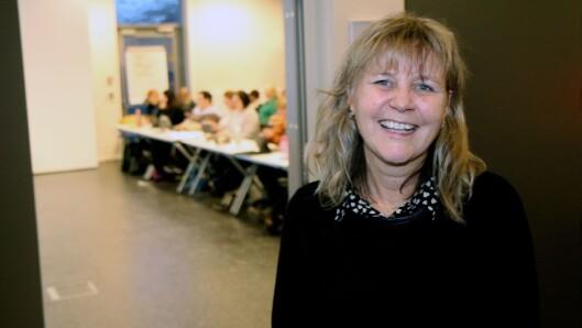 Prosjektleder Kari Vold Jensen i PBL.