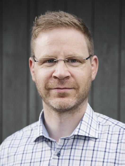 Kent-Arne Andreassen, direktør for oppvekst og utdanning i Halden kommune.