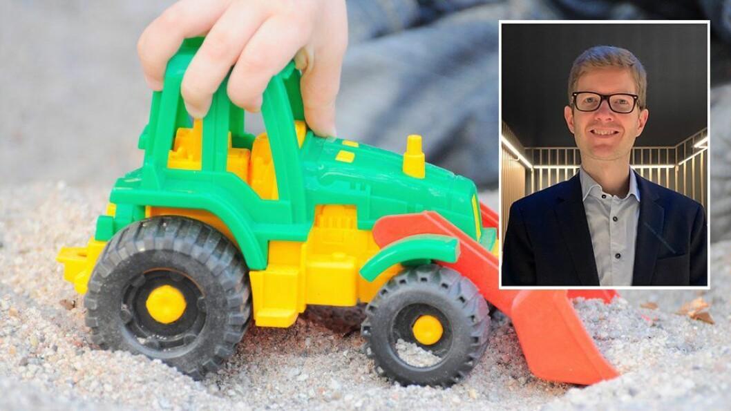 En av tingene FUB oppfordrer foreldre til å sjekke før de søker barnehageplass, er barnehagens bemanning.