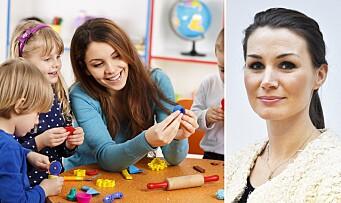 Nå skal de voksne kartlegges: – Man har hatt en tradisjon for å holde fokuset på barnet