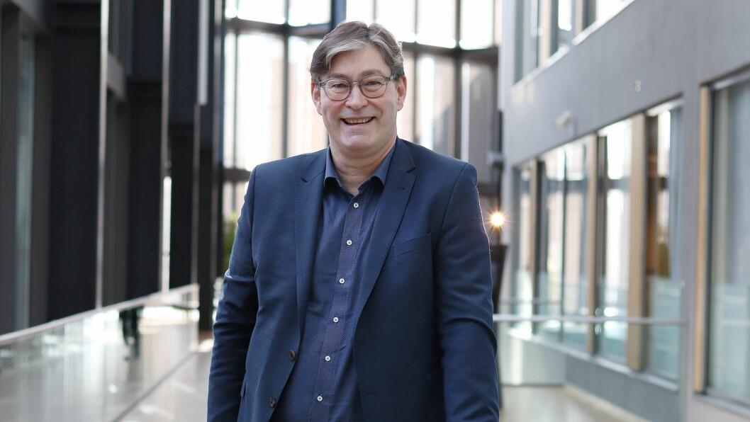 Jon M. Hippe jobber i dag som direktør for offentlig pensjon i Storebrand.