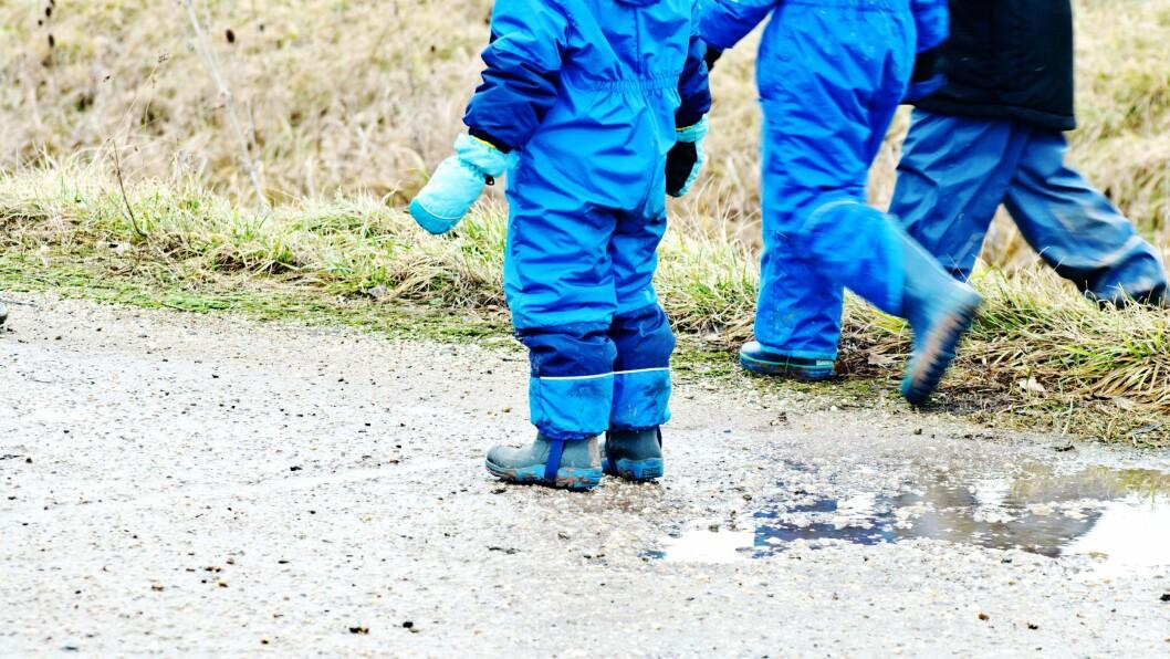 «Ved å ta tak i det barna finner interessant og spennende på turen, kan vi erfare å få et fornyet og bredere perspektiv på hva området faktisk har å tilby,» skriver artikkelforfatterne.