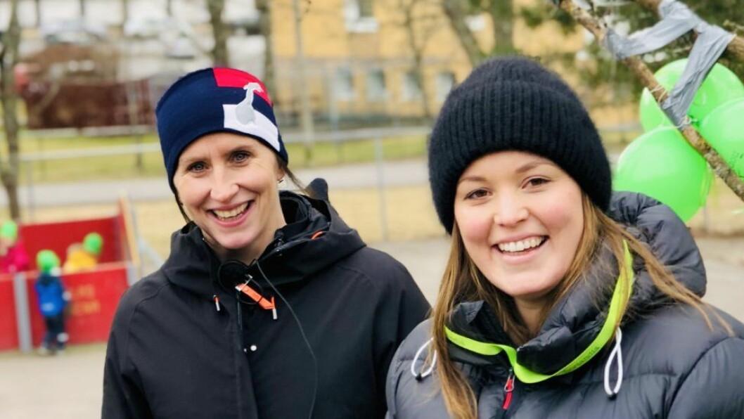 Ida C. Skar-Jørgensen, daglig leder i Norlandia Sørhellinga barnehage i Bydel Alna, har vært med på å utvikle konseptet som i dag ble presentert av blant andre Marit Bjørgen.