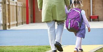 Over halvparten av barnehagene gjennomfører uformell foreldreveiledning