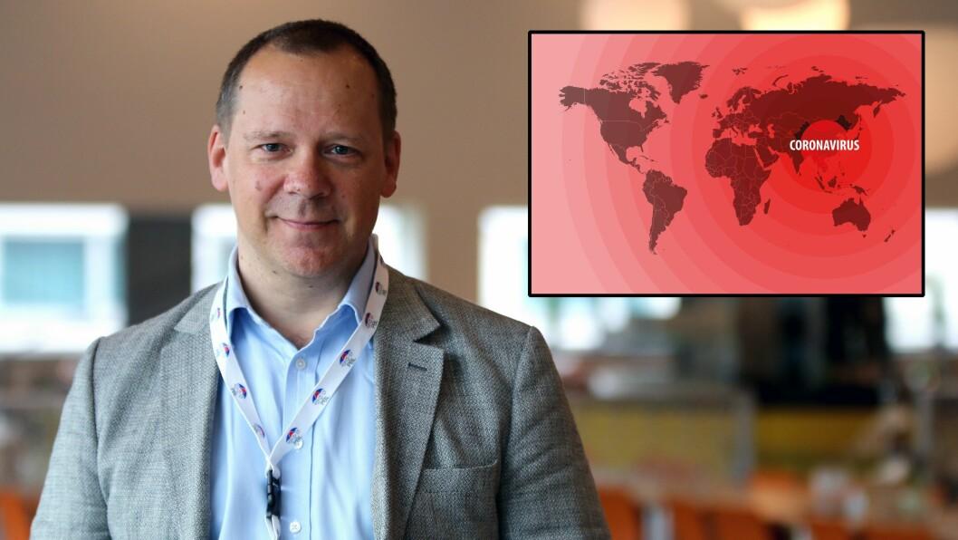 Kommunikasjons- og organisasjonsdirektør Jens Schei Hansen i Espira forteller at barnehagekjeden var forberedt på at barnehager i enkelte kommuner ville kunne måtte stenge igjen.