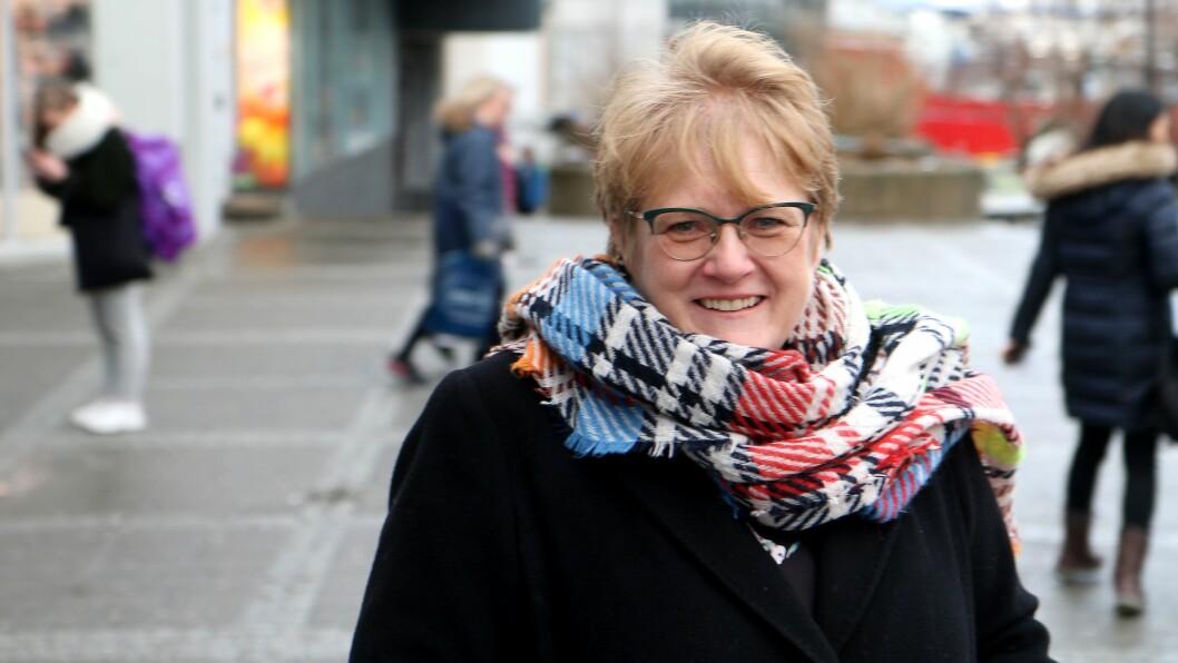 Kunnskaps- og integreringsminister Trine Skei Grande.