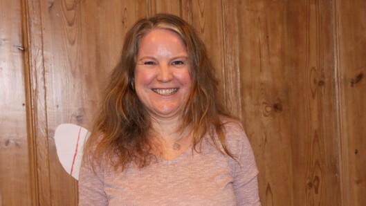 Pedagogisk leder Anne-Linn Bang i Enerhaugen barnehage.