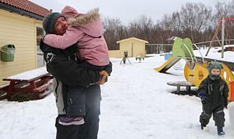 Koronastengt barnehage: – Tid til å gi de barna som er her litt ekstra kjærlighet
