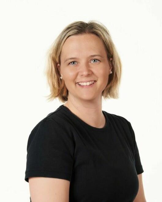 Maria Grotle er styrer i Espira Marthahaugen barnehage.