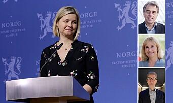 Melby ny kunnskapsminister: – Har vist stort engasjement for sektoren
