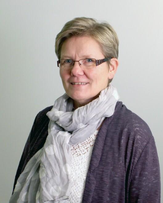 Praksisansvarlig Inger Bakken vedDronning Mauds Minne Høgskole for barnehagelærerutdanning (DMMH).