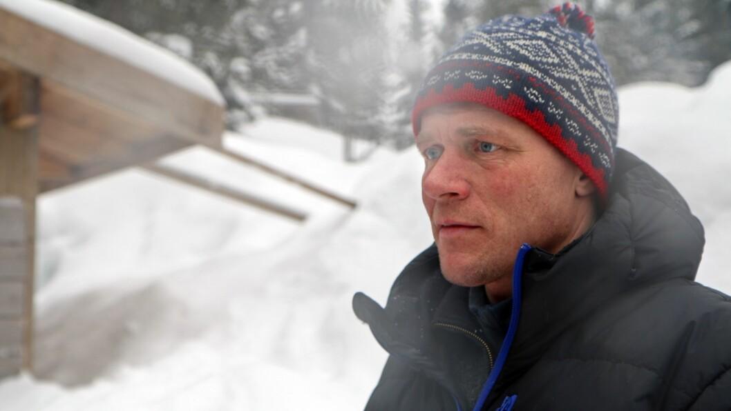 Eier og styrer iSmåtjern naturbarnehage, Jørgen Kjørven.