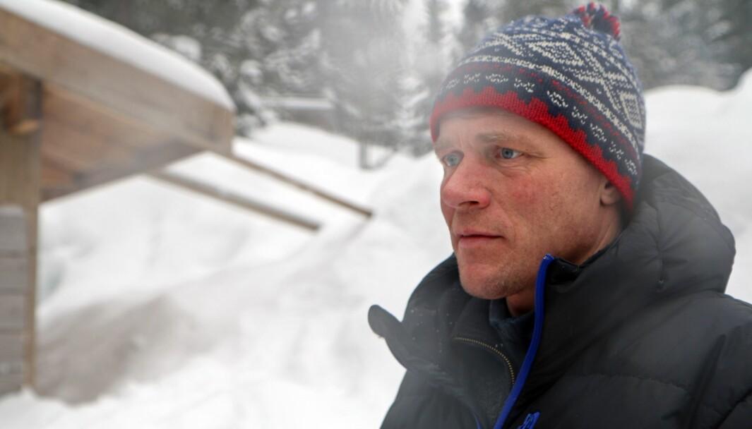 Jørgen Kjørven er eier og styrer i Småtjern naturbarnehage.