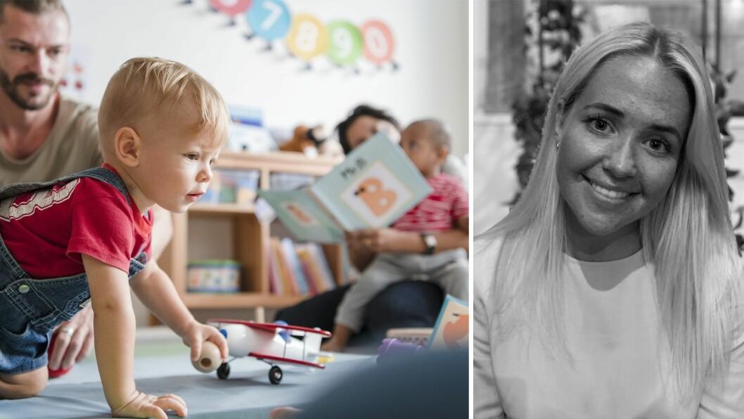 - Mitt råd er å bruke hjemmekontor-tiden til å planlegge de resterende månedene frem mot sommeren, skriver styrer og pedagogisk leder Silje Askjellerud.