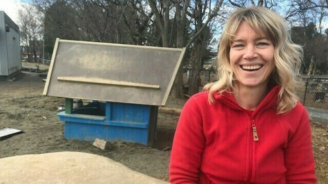 Trude Sjøhagen Nordgaard er styrer iLæringsverkstedet Humlehaugen DoReMi barnehage.