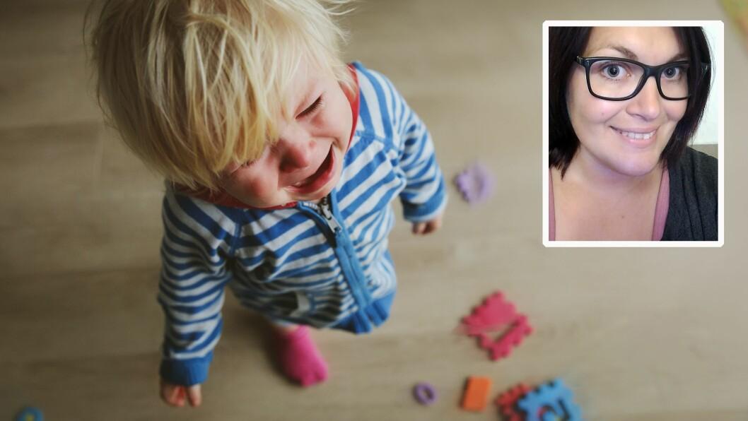 Alle barn kan utagere til en viss grad, men de barna som utagerer oftere enn andre blir gjerne satt i bås som «de utfordrende/utagerende barna», skriver barnehagelærer Marita J. Lunna Berntsen.