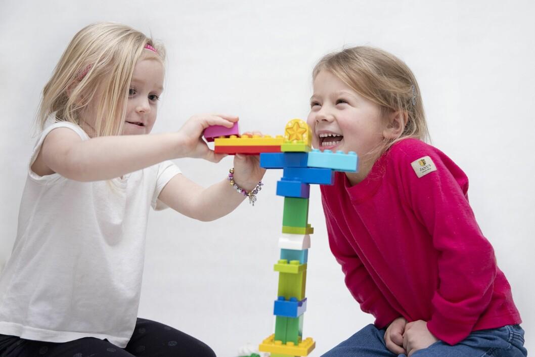 FIRST® LEGO® League Jr. Discovery - Lekende læring i barnehagen