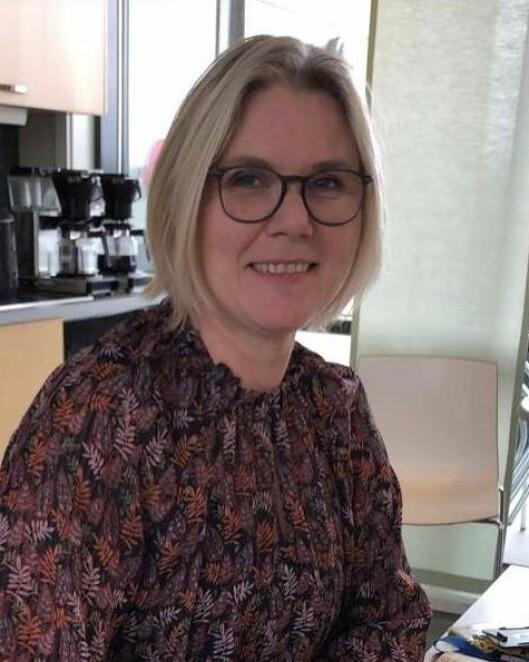 Lise Almquist Bjørge, rådgiver for skole/barnehage i Færder kommune.