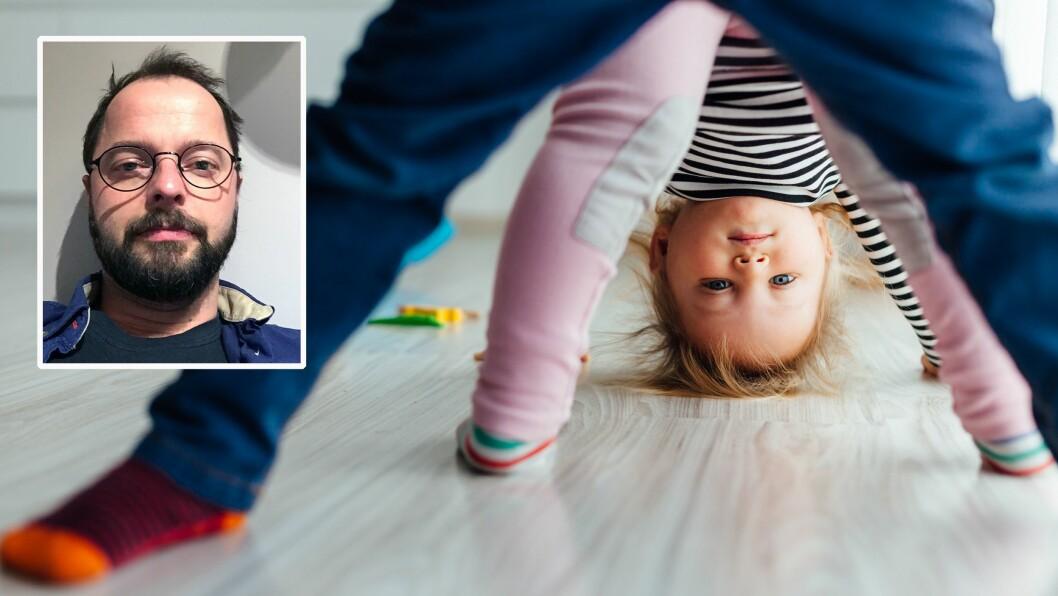 -  Voksne har ikke alltid rett. Det merker vi konsekvensene av i dag, skriver barnehagestyrer Øystein B. Hansen.