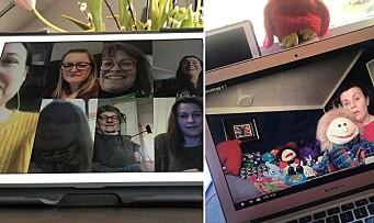 Vår digitale barnehage