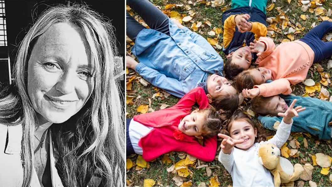 - Vi må ærlig erkjenne at vi som jobber med de yngste, er svært bekymrede og engstelige, skriver Inger Adèle Stavik.