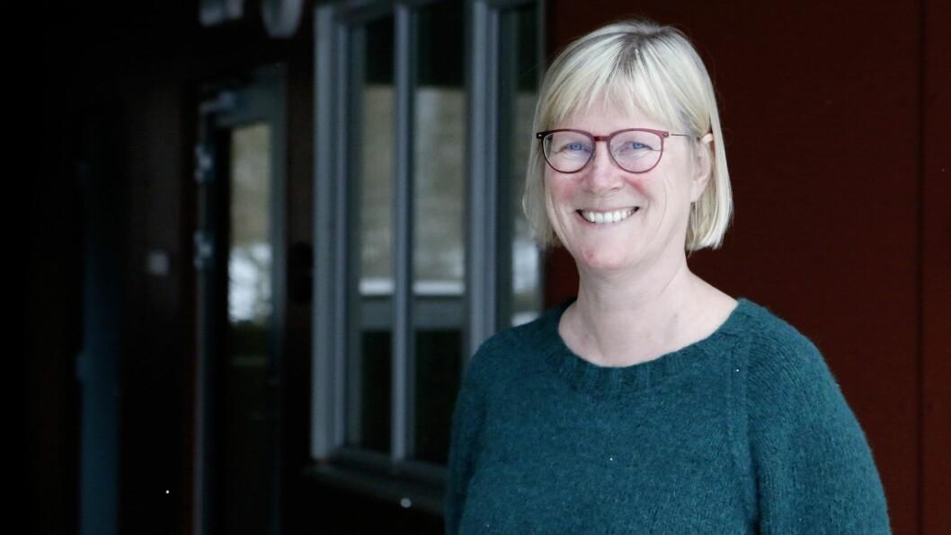 Beret Rørvik er leder i Lillevollen barnehage i Bodø. Mandag åpner de igjen etter fem uker nesten uten barn - i likhet med resten av barnehagenorge.